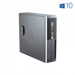 Lote 10 uds HP 6200 I3 2100 3.1 GHz | 8 GB | 240 SSD | WIN 10