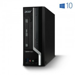 ACER X4640 SFF - I5 6500 3.2 GHz | 16 GB | 240 SSD | WIFI | WIN 10 PRO