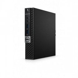 DELL 7040 Tiny i5 6500T 2.5 GHz   8 GB   128 M.2   WIFI   WIN 10