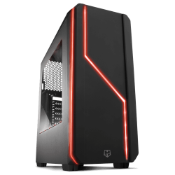 PC Gaming - BASIC - AMD AM4 Ryzen 3 3100 | 8GB DDR4 | 1TB  | WIFI