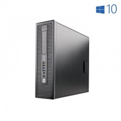 HP Elite 800 G1 SFF i5 – 4570 3.2 GHz | 16GB RAM | 240 SSD + 128 SSD | WIN 10 PRO