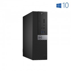Lote 10 uds DELL 3040 SFF Intel Core i5 6400T | 8 GB | 240 SSD | WIN 10 PRO