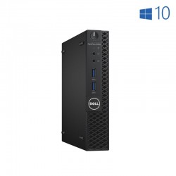 Lote 10 uds.  DELL 3040 TINY I7 6700T 3.2GHz | 16 GB | 240 SSD |  WIN 10 PRO