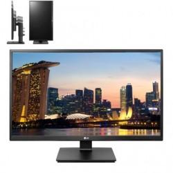 Monitor profesional lg 24bk550y-w 24'  full hd  multimedia  blanco