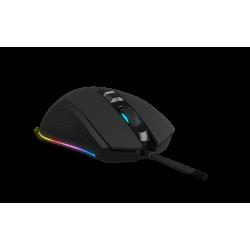 Krom Kenon ratón USB tipo A Óptico 4000 DPI mano derecha
