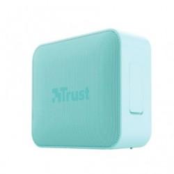 Coluna PC Bluetooth Trust Zowy  10W  1.0  Turquesa