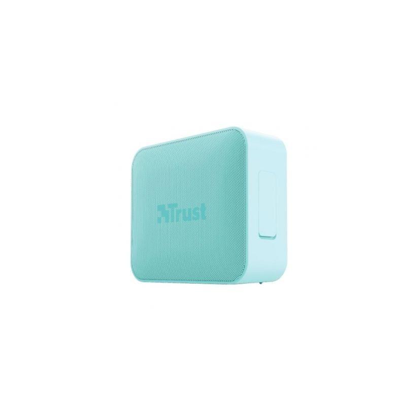 Comprar Coluna PC Bluetooth Trust Zowy  10W  1.0  Turquesa