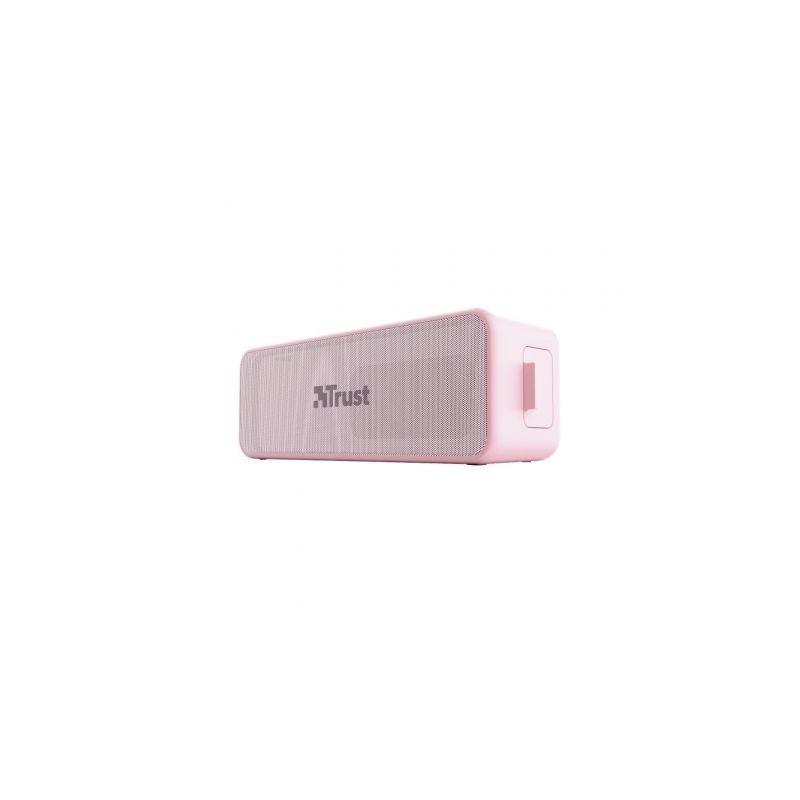 Comprar Coluna PC Bluetooth Trust Zowy Max Stylish  20W  2.0  Rosa