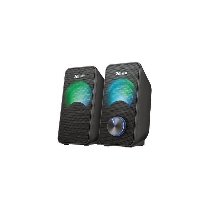 Comprar Colunas PC Trust Ards RGB  12W  2.0