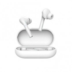 Trust Nika Touch Bluetooth Ascultators com capa de carga Autonomy 6h Branco