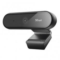 Webcam Trust Tyro  Enfoque Automatico  1920 x 1080 Full HD
