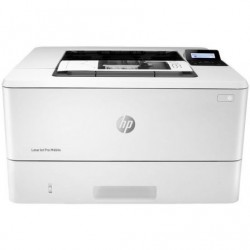 Impresora laser monocromo hp laserjet pro m404n  blanca