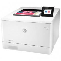 Impresora laser color hp laserjet pro m454dw wifi duplex blanca