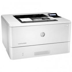Impresora laser monocromo hp laserjet pro m404dn duplex blanca