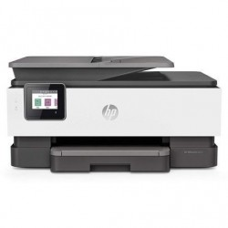 Multifuncion hp officejet pro 8022 wifi fax duplex blanca