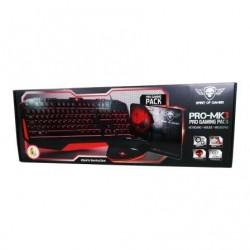 Pack gaming spirit of gamer pro-mk3 teclado pro-k3 + raton pro-m3 + alfombrilla