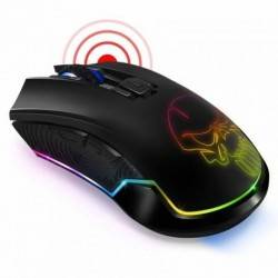 Rato gaming inalambrico spirit of gamer elite m20 4800 dpi