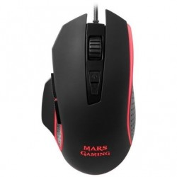 Rato gaming mars gaming mm018 4800dpi