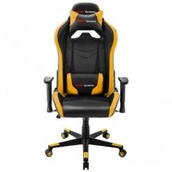 Cadeira gaming mars gaming mgc3by amarelo e preto