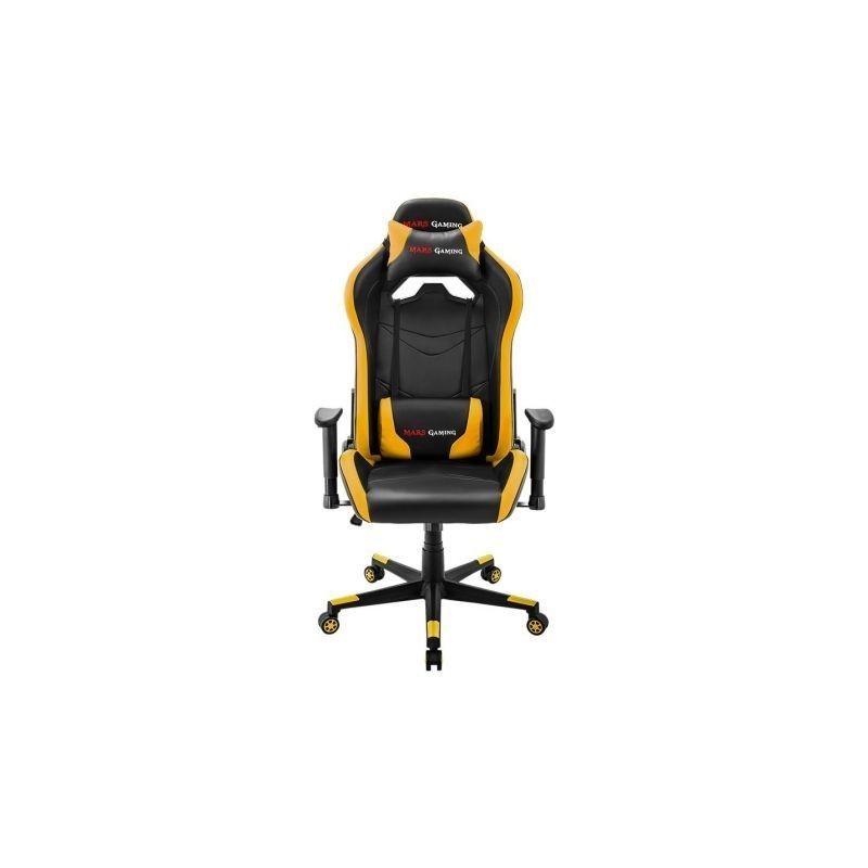Comprar Cadeira gaming mars gaming mgc3by amarelo e preto