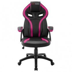 Cadeira gaming mars gaming mgc118bpk rosa