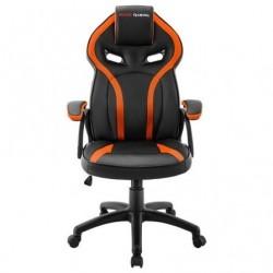 Cadeira gaming mars gaming mgc118bo laranja