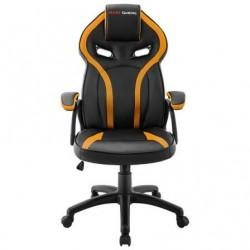 Cadeira gaming mars gaming mgc118by amarelo