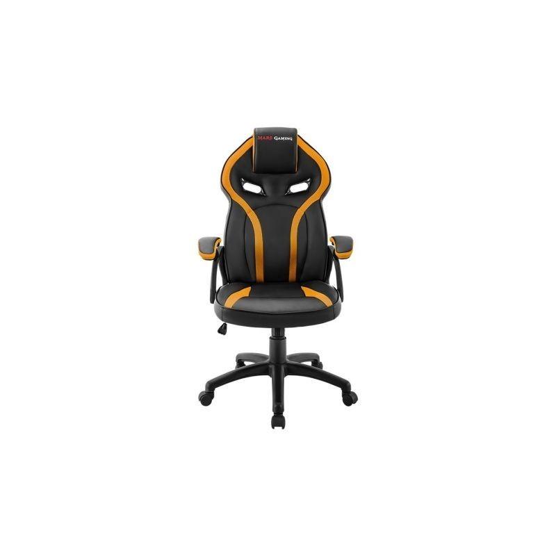 Comprar Cadeira gaming mars gaming mgc118by amarelo