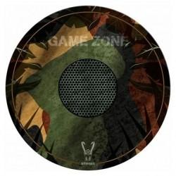 Tapete gaming woxter stinger floorpad camuflaje