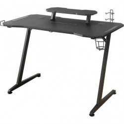 Tabela gaming woxter stinger gaming desk elite 120 x 60 x 87cm Preto