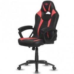 Cadeira gaming spirit of gamer fighter roja  e preto