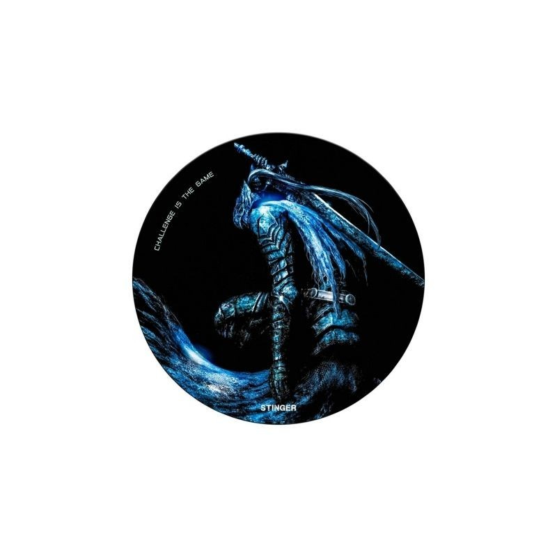 Comprar Tapete gaming woxter stinger floorpad azul