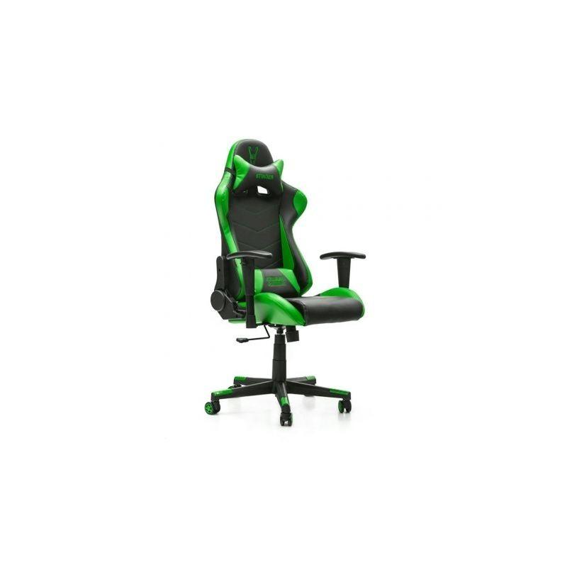 Comprar Cadeira gaming woxter stinger station verde