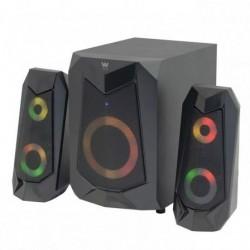 Colunas PC bluetooth woxter big bass 180 fx 20w 2.1