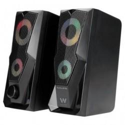 Colunas PC woxter big bass 80 fx 15w 2.0