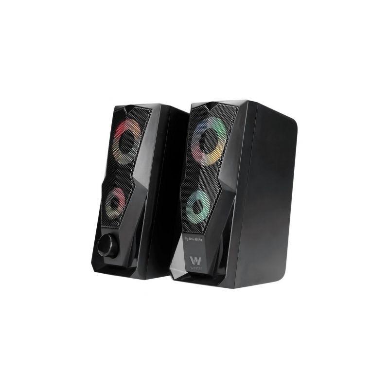 Comprar Colunas PC woxter big bass 80 fx 15w 2.0