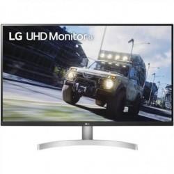 Monitor profesional lg 32un500-w 31.5' 4k multimedia blanco
