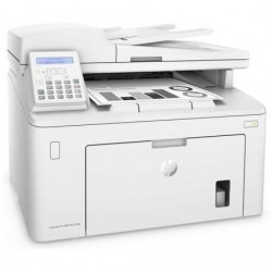 Multifuncion laser monocromo hp laser pro m227fdn fax duplex blanca