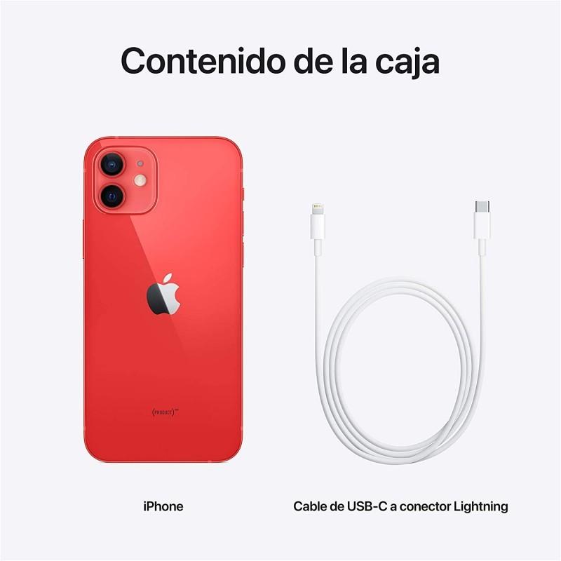 Comprar Smartphone apple iphone 12 128gb 6.1' 5g vermelho