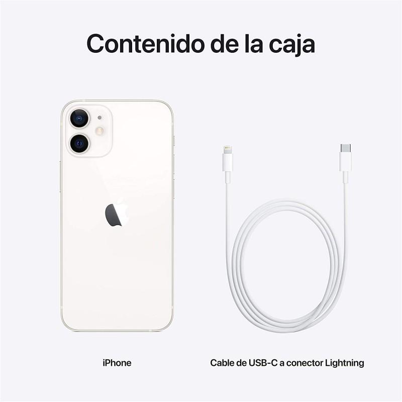 Comprar Smartphone apple iphone 12 mini 128gb 5.4' 5g branco
