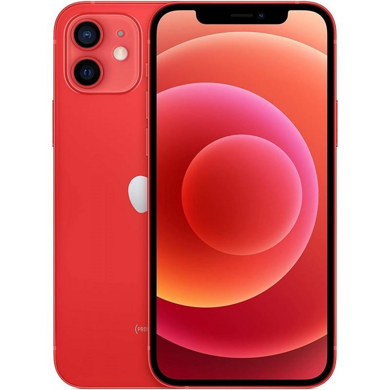 Comprar Smartphone apple iphone 12 64gb 6.1' 5g vermelho