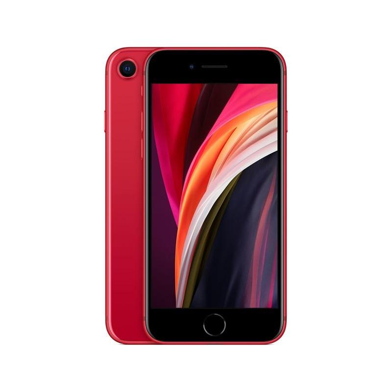 Comprar Smartphone apple iphone se 2020 128gb 4.7' vermelho
