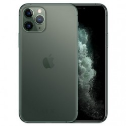 Smartphone apple iphone 11 pro 64gb 5.8' verde noite barato