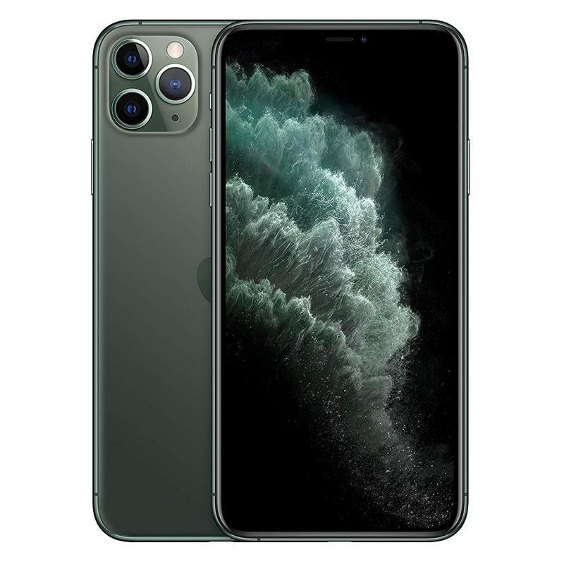 Comprar Smartphone apple iphone 11 pro 64gb 5.8' verde noite