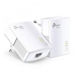 Adaptador powerline tplink tl-pa7017kit 1000mbps/ alcance 300m/ pack de 2