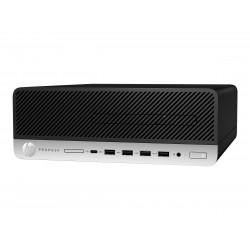 HP 600 G3 SFF I3 6100 3.7GHz | 4 DDR4 | 1 TB | WIN 8 PRO