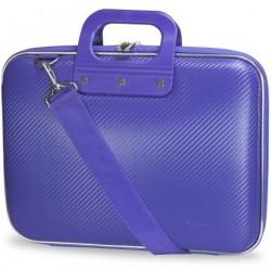 Mala e-vitta bag carbon pra portatiles até 13.3' rigido roxo