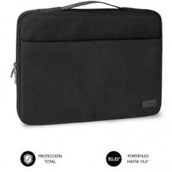 Mala subblim elegant laptop sleeve pra portatiles até 15.6' preto