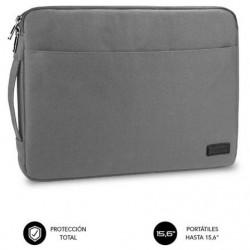 Funda subblim urban laptop sleeve pra portatiles até 15.6' cinza