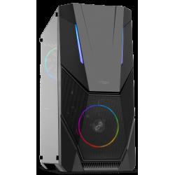 PC Gaming - BASIC - AMD AM4 Ryzen 5 2600 | 8 GB DDR4 | WIFI | 1TB